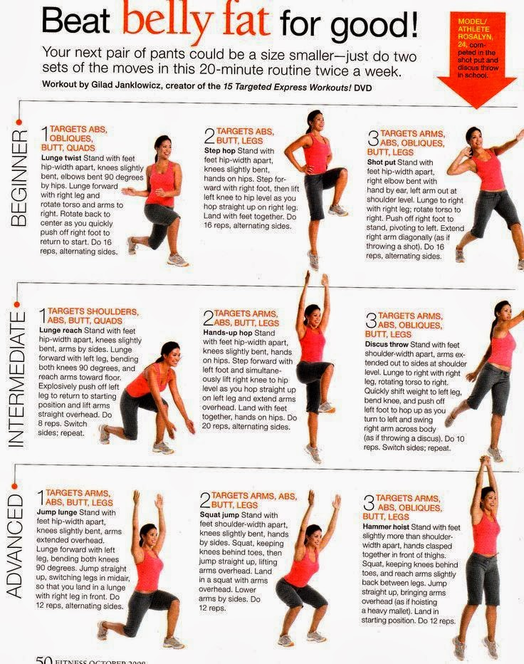 Create A Workout Routine For Free!
